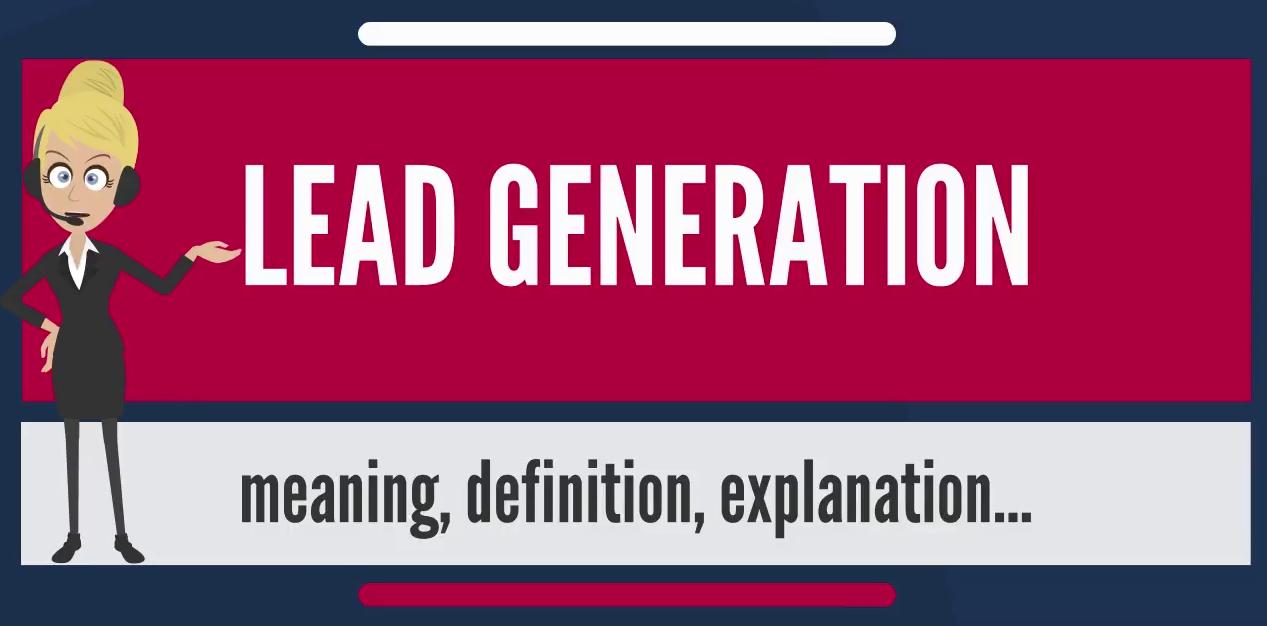 kaj je lead generation